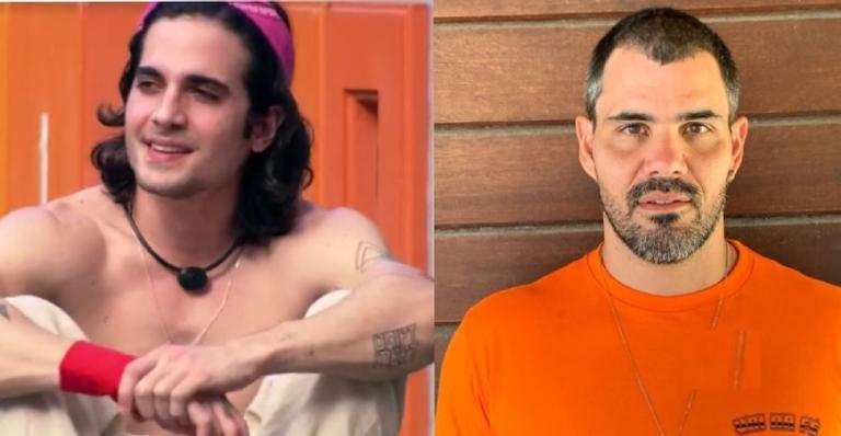 BBB21: Fiuk diz que já beijou Juliano Cazarré e Gilberto se anima: ''Eu quero''